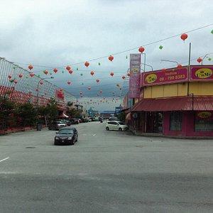 A street of Nilai 3