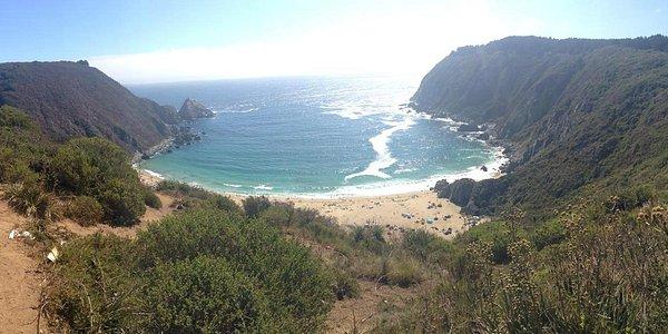 Playa Las Docas.