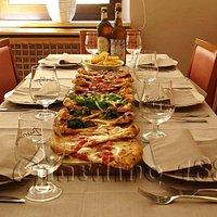 Il Tagliere Degustazione Pizza
