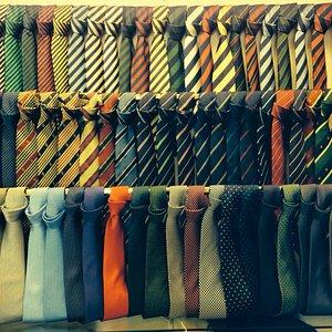 Cravatte in seta made in Italy