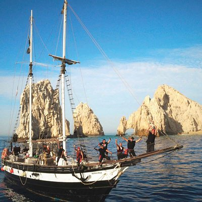 Cabo Legend tall Ship