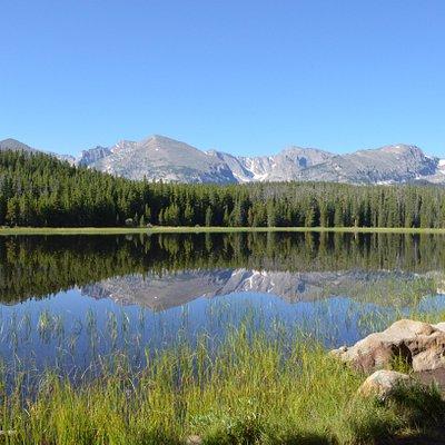 Bierstadt Lake, August 2014