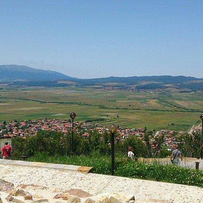 View over Belchin