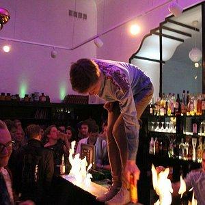 Burning counter!!!