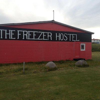 The Freezer Hostel