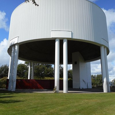 Echo Water Tower