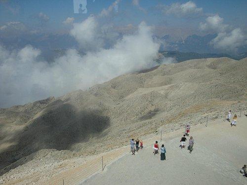 Вид выше облаков