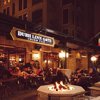 One of Whistler's best patios