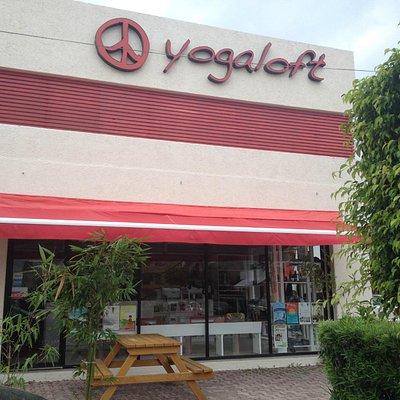 Yogaloft Playa del Carmen.
