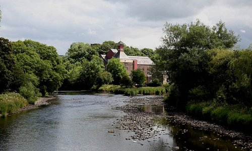 the brewery on the rivers