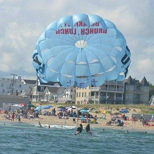 Belmar parasail
