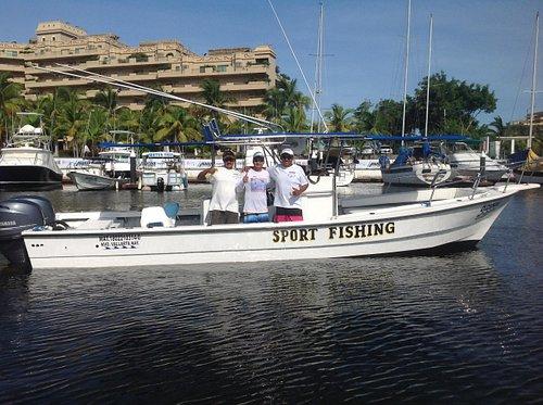 Danisha Sport Fishing Crew