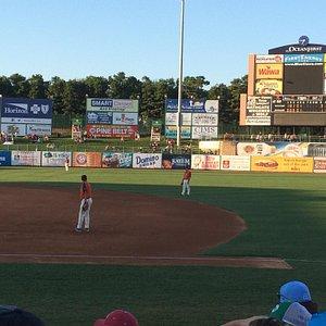 Awesome Minor League Park