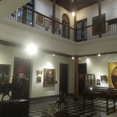 Center Room in Museo Historico Nacional