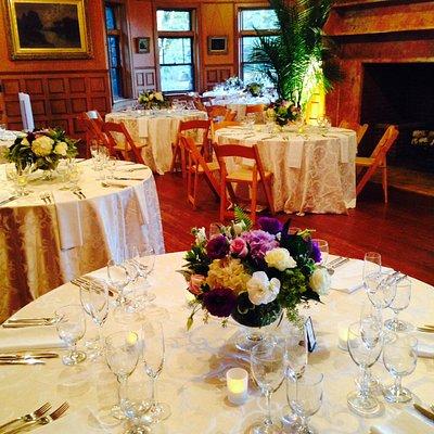Wedding at Stonehurst