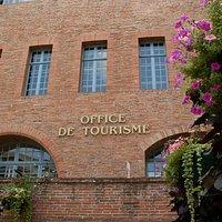 L'Office de Tourisme vous accueille...