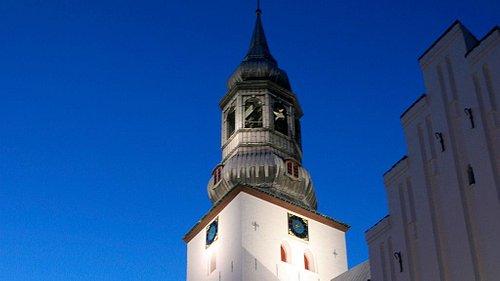 Budolfi Kirke - Aalborgs domkirke bygget i 1400
