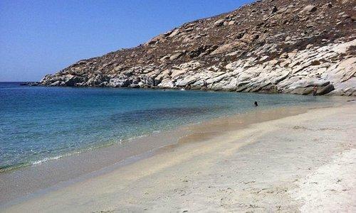 Kapari Beach Mykonos