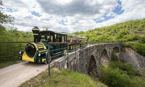 Parenzana Train