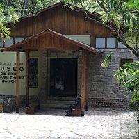 Museo de Sitio Manuel Cháves Ballón - Águas Calientes - Peru