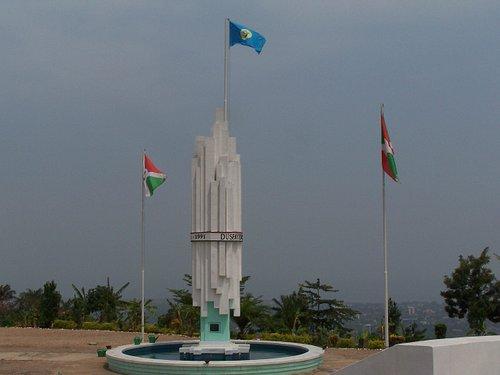 Monument de l'Unité Nationale