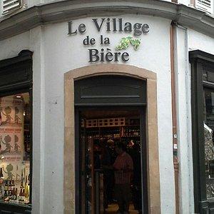Le Village de la bière - Strasburgo