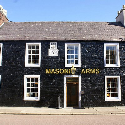 Masonic Arms, Kirkcudbright