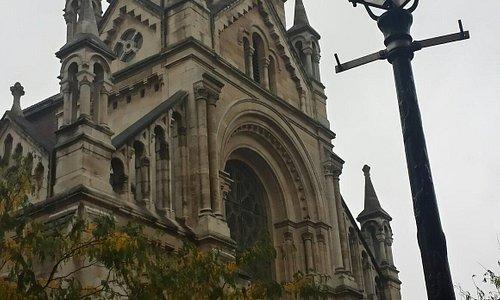 Église du Parvis de Saint Gilles