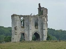 traces de l'histoire prestigieuse de l'abbaye