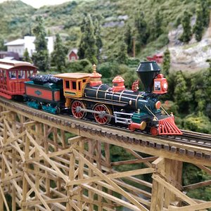 This was the Disneyland Train