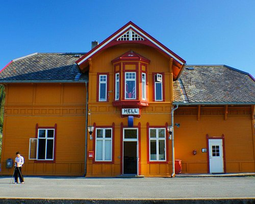 Hell Station,  Norway