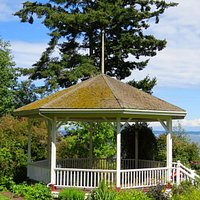 Gazebo mentioned in my review