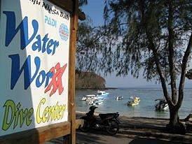 Water WorxX Dive Center - Welcome!