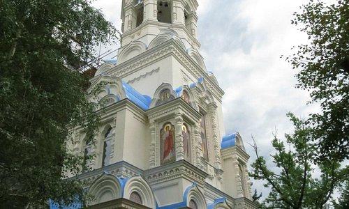 Православная церковь в городе Карловы Вары.