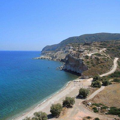 Tria Pigadia Beach