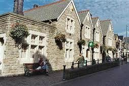 Porthcawl Museum is housed in The Old Police Station, John Street , Porthcawl