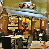 Un restaurante acogedor al tiempo que desenfadado