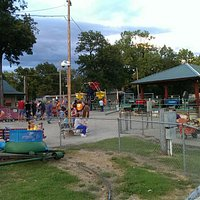 Kiddie Park in Bartlesville, Oklahoma