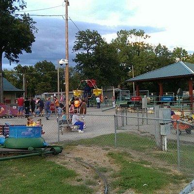 Kiddie Park in Bartlesville, Oklahoma