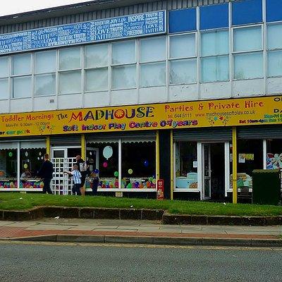 The Madhouse, Bebington
