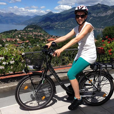 Amazing views of Bellagio
