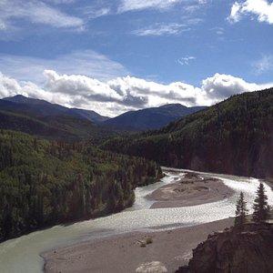 Sulfur River