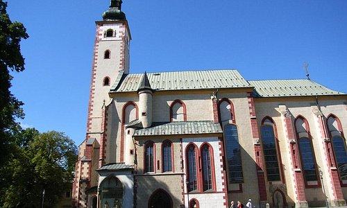 Church of Assumption of Virgin Mary, Banska Bystrica