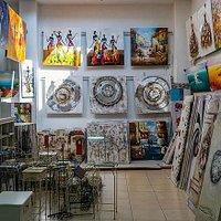 Art Gallery, Daliat El Carmel