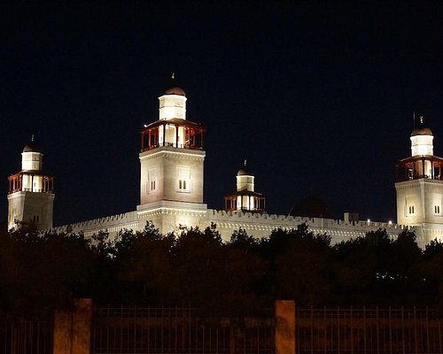 Amman: King Hussein Bin Talal Mosque
