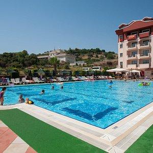 The Pool at the Club Aida