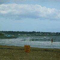 from Roker beach