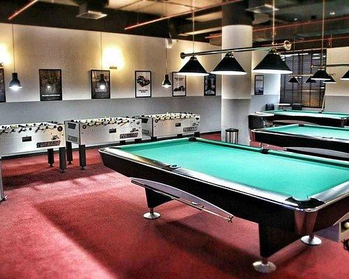 Rails Billiards Dubai