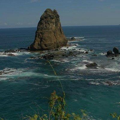 Rocks at Watu Ulo - Jember