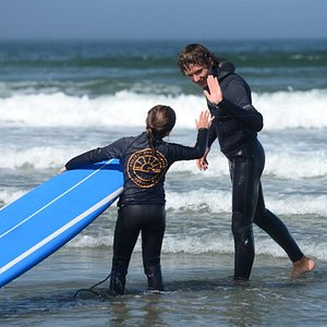 Learn to surf!